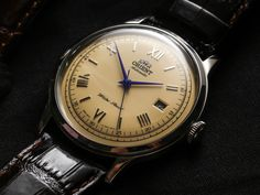 Orient Dress Watches: The Best Budget Option?   feature articles