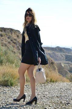 http://oneusefashion.wordpress.com/2014/11/14/brown-black-dress/