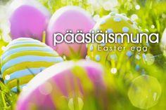 pääsiäismuna ~ Easter egg