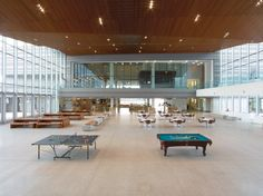 Rapt studio unveils the adobe campus in Utah