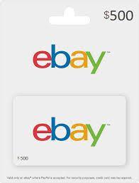 500 Ebay Gift Card Giveaway In 2020 Ebay Gift Nike Gift Card Gift Card Generator