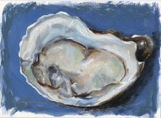 A personal favorite from my Etsy shop https://www.etsy.com/listing/589253806/new-orleans-seafood-art-oyster-painting