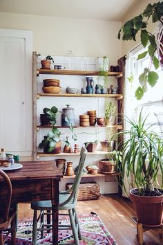 Dining room decoration idea