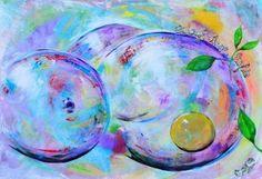 schilderij drie eenheid