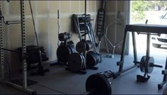 Best creative garage gyms images home gyms at home gym