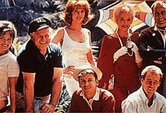 Gilligan's Isalnd, 1964-1967, a television show about about a 3-hour tour with 7 passengers, that turned into 7 castaways that were stranded on desert island for 15 years!