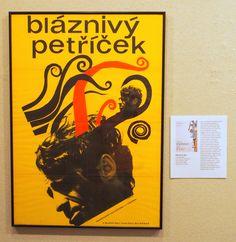 Pierrot le Fou (Czech poster) Western Film, Film Posters, Iron, Pierrot Le Fou, I Don't Care, Film Poster, Movie Posters, Steel