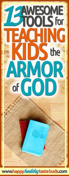 13 Awesome Resources for Teaching the Armor of God for Kids – This list even includes craft kits, posters & visuals for object lessons, and other great products for teaching the Armor of God for kids! Great ideas for Christian women who want to teach the truths of the Scriptures. Click through for to read the full list!