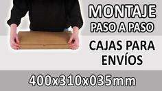 Caja para envíos con las medidas 400x310x035mm, adecuada para envíos de libros, ropa, complementos, fundas de portátil, etc. Podrás encontrarla aquí: https://www.cajadecarton.es/cajas-para-envios/400x310x035mm?utm_source=Pinterest&utm_medium=social&utm_campaign=20160531-caja_400x310x035mm
