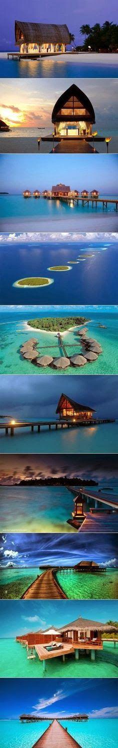 The Beautiful Maldives  |See More