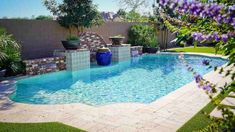 Swimming Pools, Backyard, Garden, Outdoor Decor, Home Decor, Swiming Pool, Pools, Patio, Garten