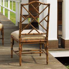 Tommy Bahama Home Island Estate Ceylon Side Chair & Reviews | Wayfair