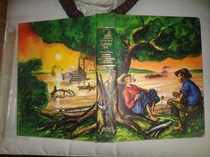 The Adventures Of Huckleberry Finn Grosset & by MilliesAttique