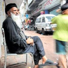 """""""No religon is higher than humanity,"""" says Abdul Sattar Edhi, Pakistani philanthropist who has dedicated his life to Pakistanis. He was nominated for the Nobel Peace Prize in 2012."""