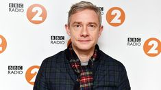 """Martin Freeman's discusses Ghost Stories today at BBC Radio 2 """"The Chris Evans breakfast show"""". Listen to the clip"""