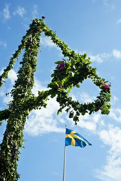 Midsummer - someday I would like to go to the Midsummer festivities in Dalesburg, South Dakota