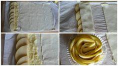 Le rose di mele con crema al limone sono un dessert monoporzione molto semplice da realizzare e la loro delicatezza vi stupirà.