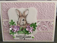 Easter Card by cardmaker13 - Cards and Paper Crafts at Splitcoaststampers