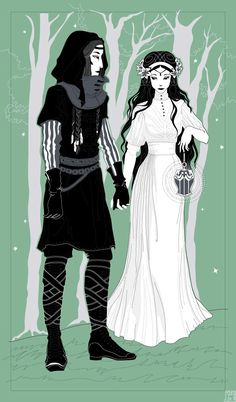 Under the Stars (Eöl and Aredhel)