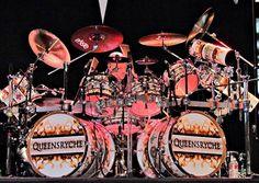 drummer of Queensryche, Scott Rockenfield