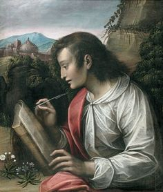 el blog del padre eduardo: San Juan Evangelista