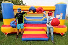 Ring bokserski | Danmel Gry i zabawy integracyjne oraz organizacja imprez