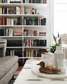 624 Best HOME | Library And Bookshelf Ideas Images On Pinterest In 2018 |  Furniture, Apartment Design And Home Decor