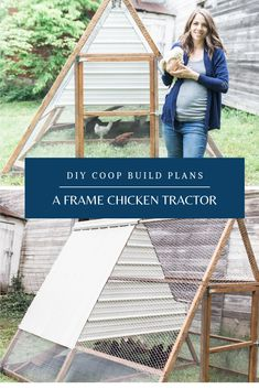 Building A Chicken Coop 700309810787867298 - a frame chicken tractor diy coop build farmhouse on boone Source by bumblebeeapothecary A Frame Chicken Coop, Mobile Chicken Coop, Small Chicken Coops, Easy Chicken Coop, Diy Chicken Coop Plans, Portable Chicken Coop, Chicken Coup, Chicken Coop Designs, Backyard Chicken Coops