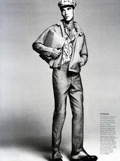 Clément Chabernaud by Txema Yeste for GQ Style Australia