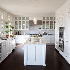 U Shaped Kitchen, Transitional, kitchen, R Cartwright Design