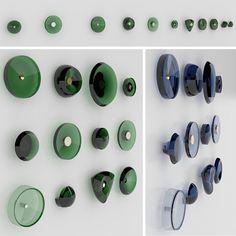 Tom Dixon Glass Hooks | Remodelista