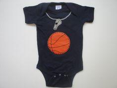 Basketball Coach Onesie or TShirt by EllieShea on Etsy, $25.00