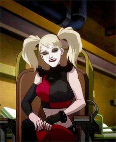Harley Quinn in 'Batman Assault on Arkham'