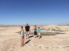 What is a mud volcano? Mud pot? I honestly had no idea until doing research for our upcoming daily outing to visit the Salton Sea. What I quickly learned is that there are few places in the world to witness this phenomenon, and I didn't want to miss the opportunity to share experiencing it with …