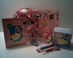 Gift Set for Birthday Girl Disney SNOW WHITE by CathysCraftWorld