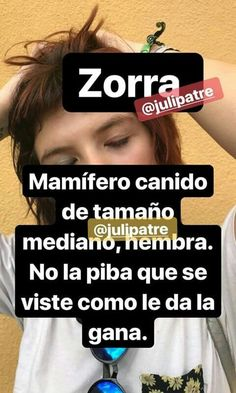 Definición Zorra Feminist Quotes, Life Words, We Can Do It, Power Girl, Powerful Women, Equality, Lgbt, Walking Gear, Texts
