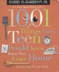 Are you a parent who knows that teaching life skills to teens is important, but have no idea how to actually do it? Check out these specific ways you can work on life skills in your house. It's not as hard as you think and in fact can be quite fun! High School Graduation Gifts, Graduation Presents, Grad Gifts, Graduation Ideas, Teaching Life Skills, Leaving Home, Home Schooling, Book Gifts, Summer Fun