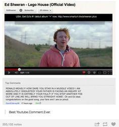 Rupert Grint in the Ed Sheeran video - Harry Potter Harry Potter Jokes, Harry Potter Fandom, Harry Potter Minecraft, Harry Potter Imagines, Harry Potter Funny Tumblr, Fandoms, Ron Weasly, No Muggles, Rupert Grint