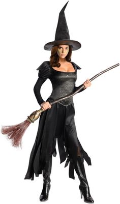 Wicked Witch Of The West Adult Women Costume