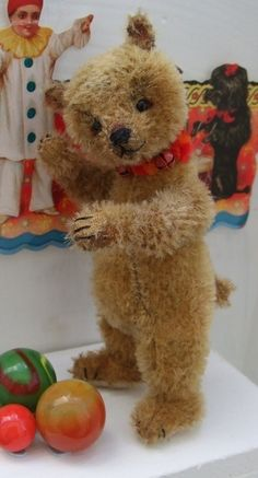 wee scone bears and animals ~ by my lovely friend Diane in Scotland