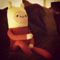 Adventure time crochet By Martuka