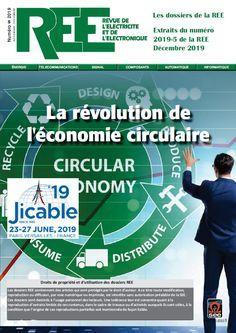 La révolution de l'économie circulaire, 2019 n°5 EXTRANET (accès réservé TSP-IMTBS) Circular Economy, Computer Science