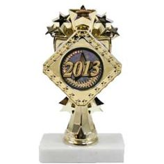 NEW! Diamond Series trophy