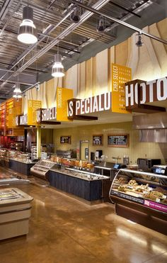 WHOLE FOODS MARKET | DEL MAR http://dlenglishdesign.com/