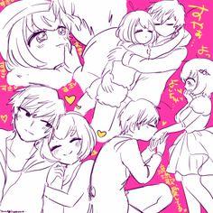 Ruruka And Sonosuke