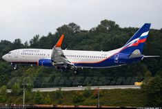 Aeroflot - Russian Airlines VP-BRF Boeing 737-8LJ aircraft picture