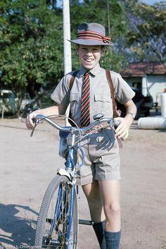 Student photo: Stephen P. Circa 1967 Photographer: Philip S. Student Photo, Salisbury, Zimbabwe, Primary School, Childhood Memories, South Africa, Birth, Fashion, Moda