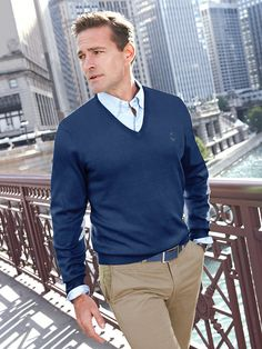Men Fashion Business Casual Business casual outfit with