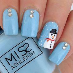 christmas by jewsie_nails #nail #nails #nailart