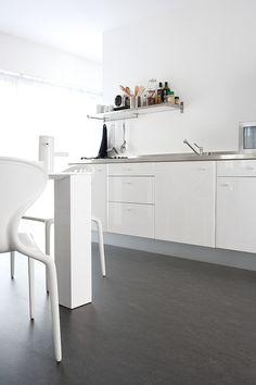 Cork Flooring: Kitchen | Flickr - Photo Sharing! http://www.realcorkfloors.com/